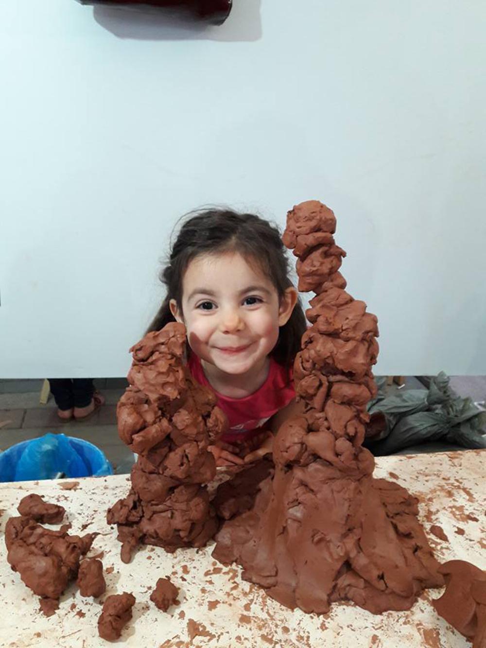 Çocuklarla Çalışmalar (Soma)