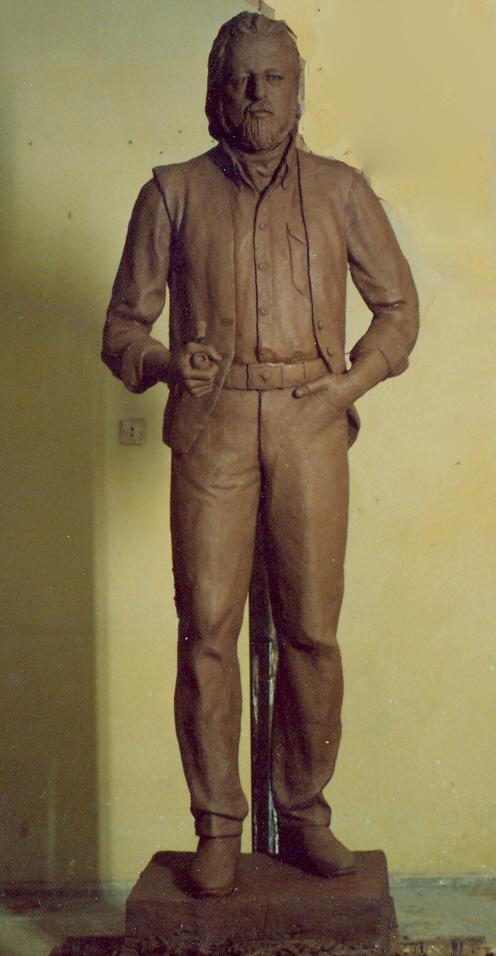 1992 Ressam Emin İlter
