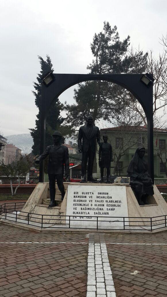 1993 Bigadiç Belediyesi (Yunus Emre - Uğur Mumcu - Atatürk)
