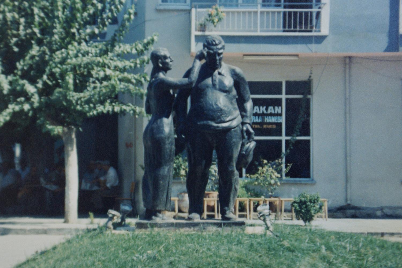 1989-1991 İlk Anıt Çalışmaları